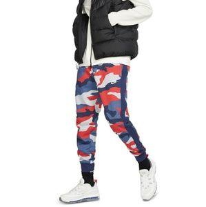 Nike Men's Camo Jogger Pants Size Large